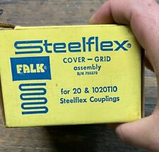 FALK 758270 COVER-GRID ASSEMBLY FOR 20 & 1020T10 STEELFLEX COUPLINGS NEW