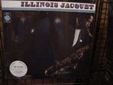 ILLINOIS JACQUET CLASSIC RECORDS 45 SPEED 4 SINGLE SIDED AUDIOPHILE LIMITED 500