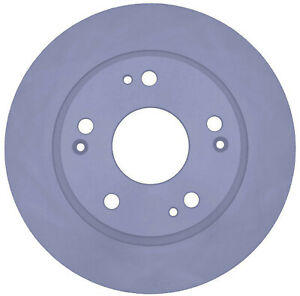 Disc Brake Rotor-Coated Rear ACDelco Advantage 18A1339AC