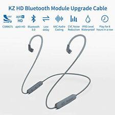 KZ APTX HD CSR8675 Bluetooth 5.0 IPV5 Waterproof Bluetooth Module Upgrade Cable