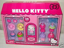 #4180 NRFB Hello Kitty Fashion Boutique Deluxe Set