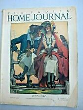 Ladies' Home Journal Magazine August 1922 - Coke, Fashions, Paper Dolls
