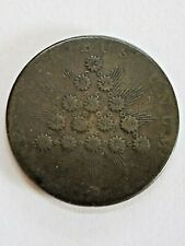 1792 Kentucky Token Copper Colonial U S Coin Large Cent Style Colonies Coin