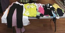 NEW WHOLESALE LOT NO NAME BRAND CLOTHES - DRESSES,TO, AND BOTTOM SIZE MIX 5