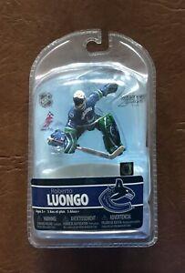 """McFarlane NHL 3"""" R. Luongo. Vancouver Canucks."""