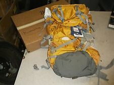 NEW Mountaintop Nylon Butterscotch Hiking Backpack M5822111 694  *FREE SHIPPING*