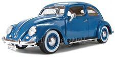 BBURAGO 18-12029 1955 55 VW VOLKSWAGEN KAFER BEETLE 1/18 BLUE