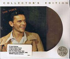 Sinatra, Frank The Voice Mastersound Gold CD SBM Neu OVP Sealed