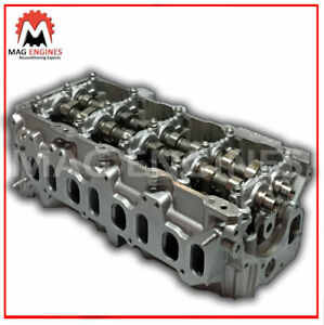 CYLINDER HEAD NISSAN ZD30 DCi FOR Y61 PATROL URVAN & INTERSTAR 2006-12