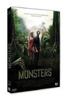 Monsters DVD NEUF SOUS BLISTER Film de science-fiction de Gareth Edwards