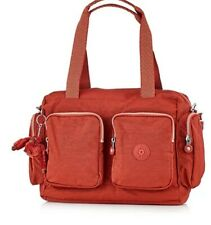 Kipling Atikal Basic Large Shoulder Bag Tuscan shade brand new monkey  Sylvia
