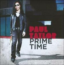 PAUL TAYLOR - PRIME TIME (NEW CD)