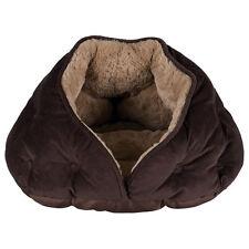 Trixie iglú blando MALU Marrón / marrón claro para perros pequeños, NUEVO
