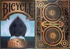 Bicycle Titanic Life Playing Cards Memorabilia - Limited Edition - SEALED