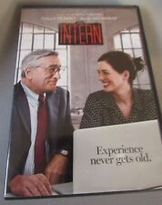 INTERN WIDESCREEN DVD  2015 ROBERT DENIRO & ANNE HATHAWAY PG-13