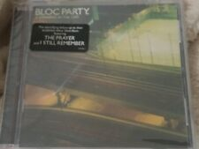 BLOC PARTY - A WEEKEND IN THE CITY - CD NUOVO SIGILLATO (SEALED)