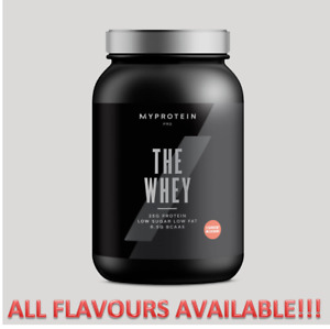 The Whey, Whey Protein, My Protein