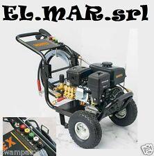 Idropulitrice 186 Bar motore a scoppio 6,5 HP 1 l/min acqua fredda professionale
