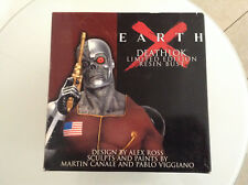 EARTH X DEATHLOK BUST 1669/3000 NEW ALEX ROSS DYNAMIC FORCES MARVEL AVENGERS 123