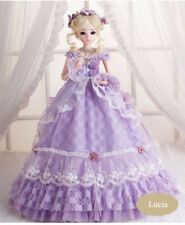 1/3 vinyl bjd 60cm full set Kilig doll #3 with outfits shoes wig stand free gift