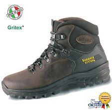 CALZATURE Trekking Grisport  suola PU  fodera GriTex  art.10242 TOP -Made Italy