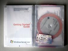 Windows 2008 Enterprise Server r2 sp1, x64, 25 CALS (1-8 CPU), inglese vollv.