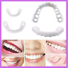 Temporary Teeth Brace Set Upper & Lower Magic Smile Comfort Fit Cosmetic Denture