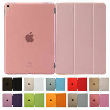 Magnetic Smart Cover Leather Case Auto Flip for iPad 2/3/4/6/8 9.7 10.2 Air Mini