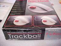 RARE POINT PERFECT PROGRAMMABLE TRACKBALL ERGONOMIC ADJUSTABLE (TRACKBALL15-1)