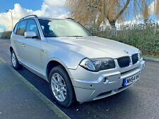 2004 (54) BMW X3 2.5i SE PETROL E83 AUTO HPI CLEAR 5DR SMOOTH DRIVE AWSOME DEAL