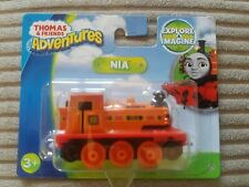 Thomas & Friends Adventures Trackmaster Diecast Nia train new