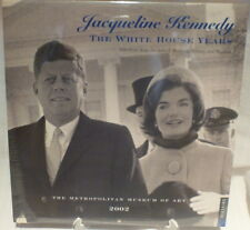 Rare Vintage Jacqueline Kennedy 2002 Calendar  In Original Shrink Wrapped