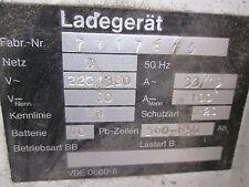Ladegerät Batterieladegerät Elektrostapler 80V Staplerbatterie Schubmaststapler