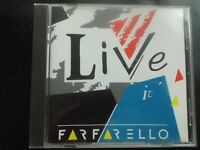 FARFARELLO   -   LIVE  IT  ,   CD   1994,      SYNTH  POP,  ELECTRONIC ROCK