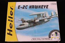 ZB025 HELLER 1/72 maquette avion 71232 E_2C Hawkeye E2C peinture colle