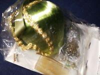 LeeWards Ornament of Month JULY Fourth of July Sparkler Kit Bead Sequin Kit NOS