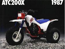 1983-1987 Honda ATC 200X/250SX,Fatcat fork boots, Reproductions like OE