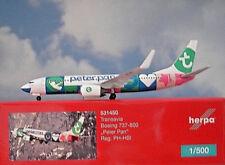 Herpa Wings 1:500 Boeing 737-800  Transavia PH-HSI  531450  Modellairport500