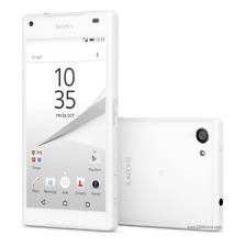 desbloqueado MOVIL Sony Ericssion XPERIA Z5 Compact E5823 23MP 32GB 4G - Blanco