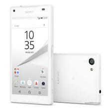 Débloqué Téléphone 4.6'' Snoy Ericsson Xperia Z5 Compact E5823 23MP 32GB - Blanc