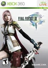 Final Fantasy XIII Xbox 360 New Xbox 360