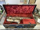 Buescher True-tone Saxophone with Case and Accesories 1925 - 1926 Serial #188183