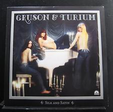 Gruson & Turium Diesel Greatest Hips Classic & Groovy Cuts LP Mint- Picture Disc