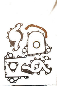 Corteco Timing Cover Gasket Set & Oil Seal 14364
