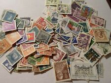 Collection lot 210 different stamps of Sweden