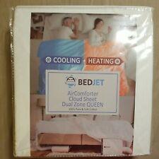 Bed Jet Cloud Sheet Queen 92x96 *No Bed Jet Included*