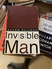 Vintage International Ser.: Invisible Man by Ralph Ellison (1995, Trade...