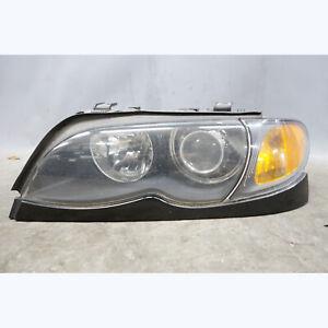 2002-2005 BMW E46 3-Series 4door Left Front Factory Xenon Headlight Lamp AL OEM