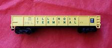 LIFE-LIKE ITC 3727 ILLINOIS TERMINAL    vagone ferroviario merci      2/17