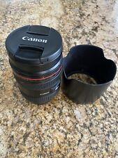 Canon EF 24-70mm f/2.8L USM Zoom Lens